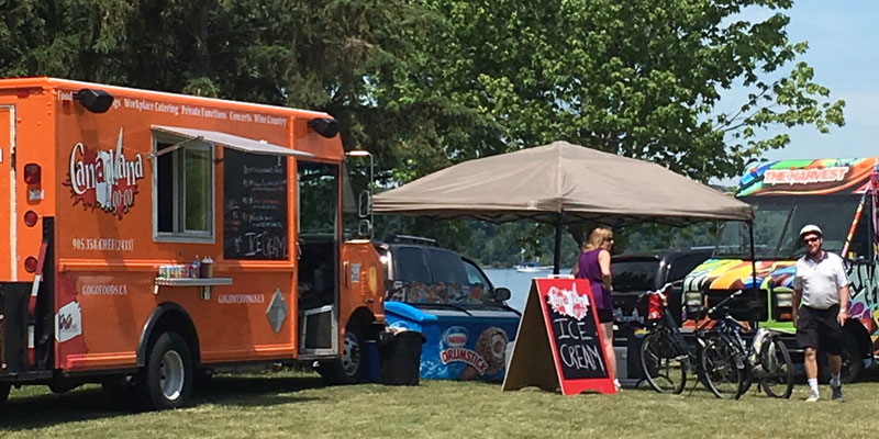 The Go-Go Food Co., Food Trucks Niagara